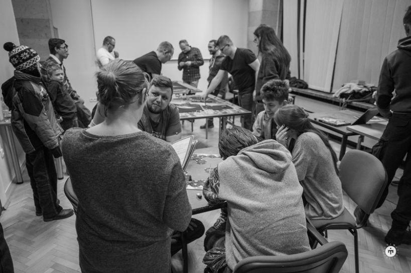 Kolejne spotkanie z planszówkami - foto: TIM Fotostudio / www.timfotostudio.pl