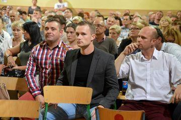 Zebrania mieszkańców Turku. Budżet Obywatelski, parkingi, bezpieczeństwo - foto: A. Wszędybył