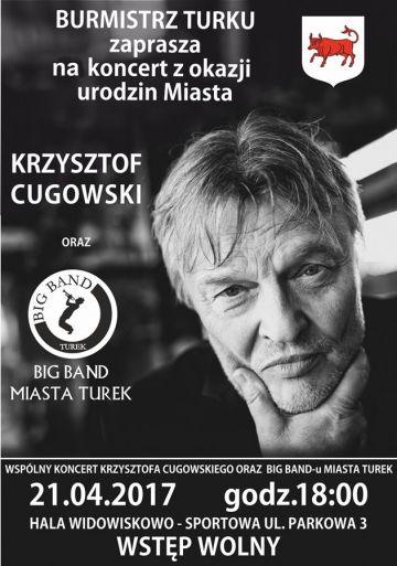 Krzysztof Cugowski i biegi na Urodziny Miasta