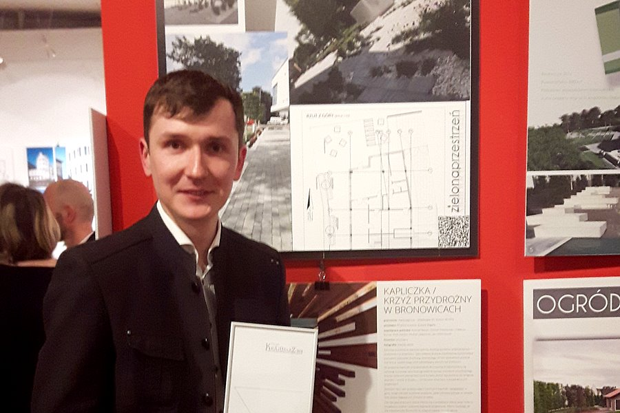 Turkowska firma z nagrodą. Zielona Przestrzeń na gali Polska Architektura XXL - foto: archiwum prywatne