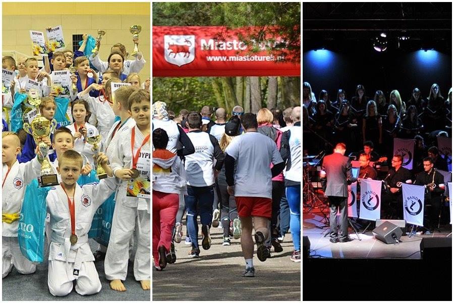 Urodziny Miasta, judo, biegi i konie. Nadchodzi weekend pełen emocji