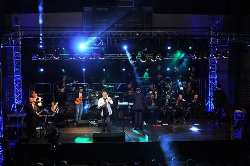 Wideo: Koncert Krzysztofa Cugowskiego i Big Bandu Turek