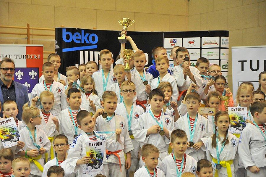 Beko Judo Cup 2017 zakończone - foto: M. Derucki