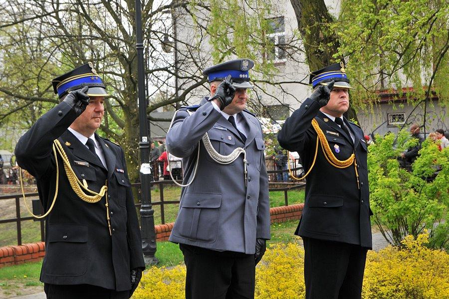 Wiwat Maj, Trzeci Maj, wiwat Konstytucja! - foto: M. Derucki