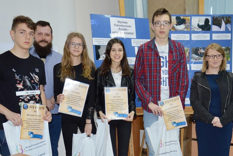 Sukces uczniów G2 w konkursie fotograficznym