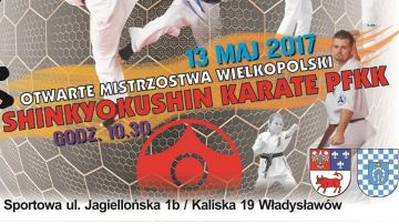 Władysławów: Będą rywalizować w kumite i kata
