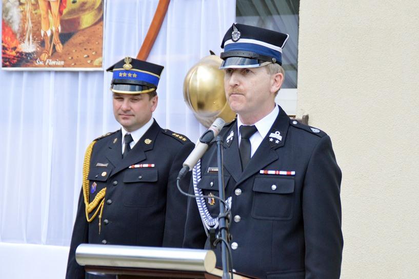 Chrząblice: Druhowie świętowali Gminny Dzień Strażaka - foto: Arkadiusz Wszędybył