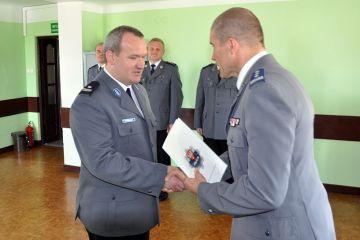 Ciesielczyk nowym zastępcą komendanta....