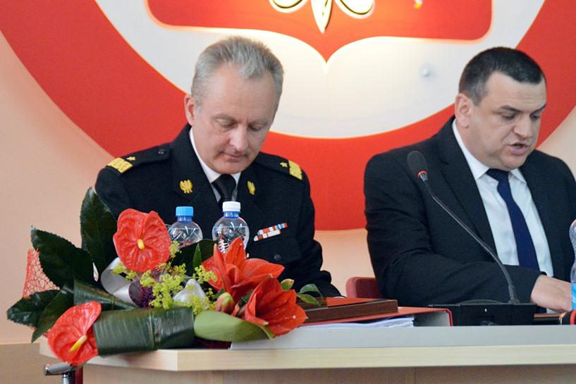 Gratulowali Markowi Kubiakowi generalskiego stopnia