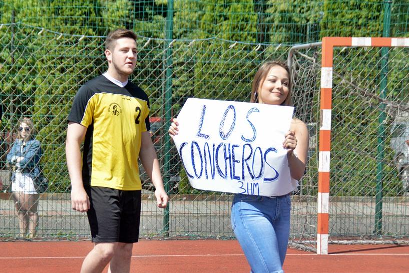 Los Concheros wygrali Golden League! Liceum żyło finałem piłkarskich rozgrywek - foto: Arkadiusz Wszędybył
