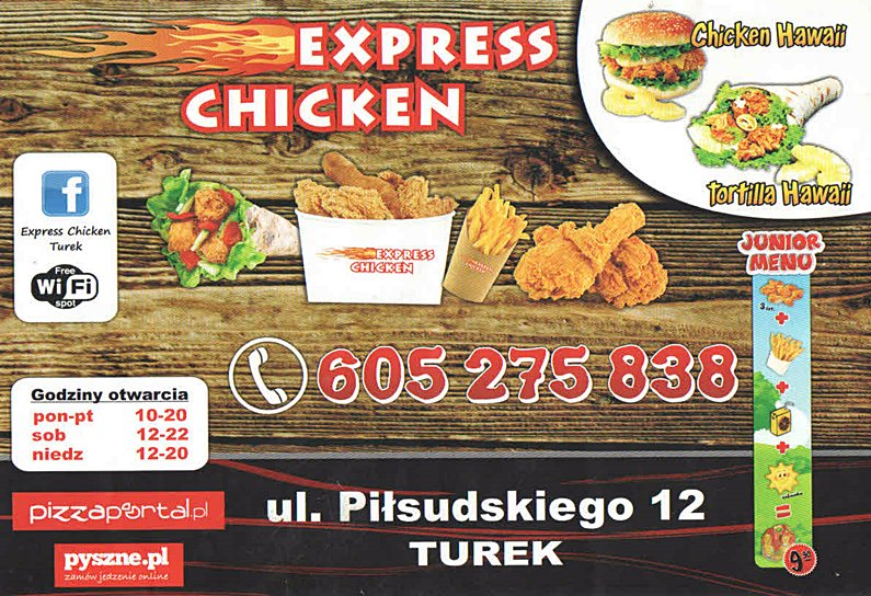 Express Chicken