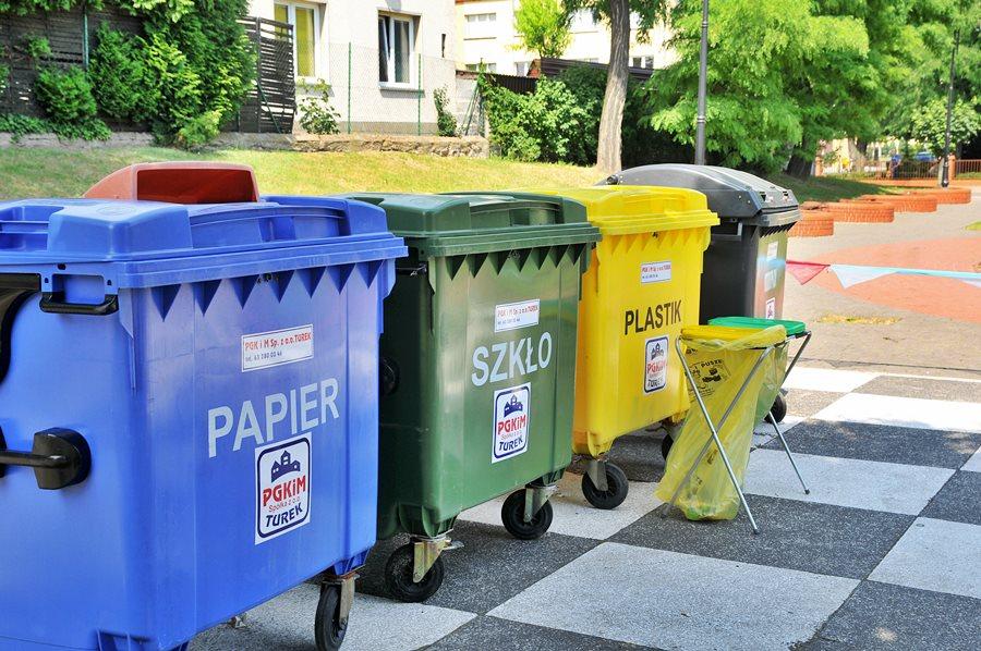 Turek: PGKiM wygrywa przetarg na odbiór i zagospodarowanie śmieci - foto: M. Derucki