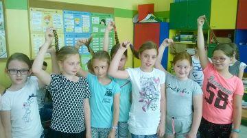 Dziewczynki z  Czwórki  wzorem do naśladowania