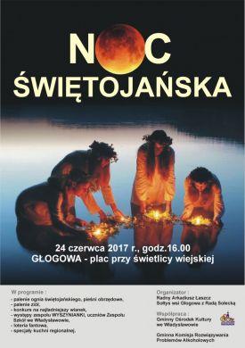 Noc Świętojańska - Głogowa 2017