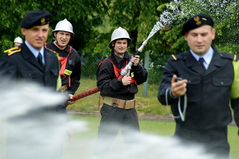 Piekary: Kibicuj strażakom podczas gminnych zawodów