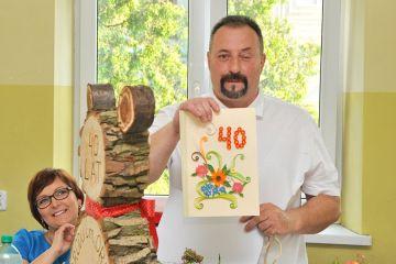 Wolni działkowcy obchodzą 40-lecie swojego ogrodu