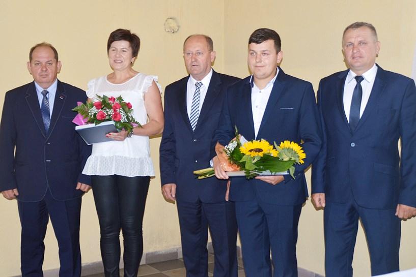 Kawęczyn: Powitali nowych sołtysów Wojciechowa i Kowali Pańskich