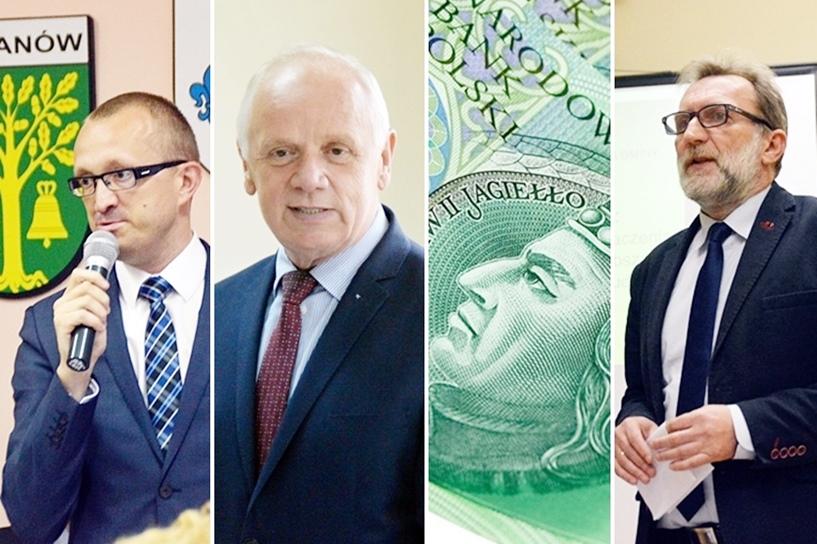 Oto Ranking Bogactwa Samorządów. Przykona wysoko, Turek uległ Kołu, Dobra wyżej niż Tuliszków