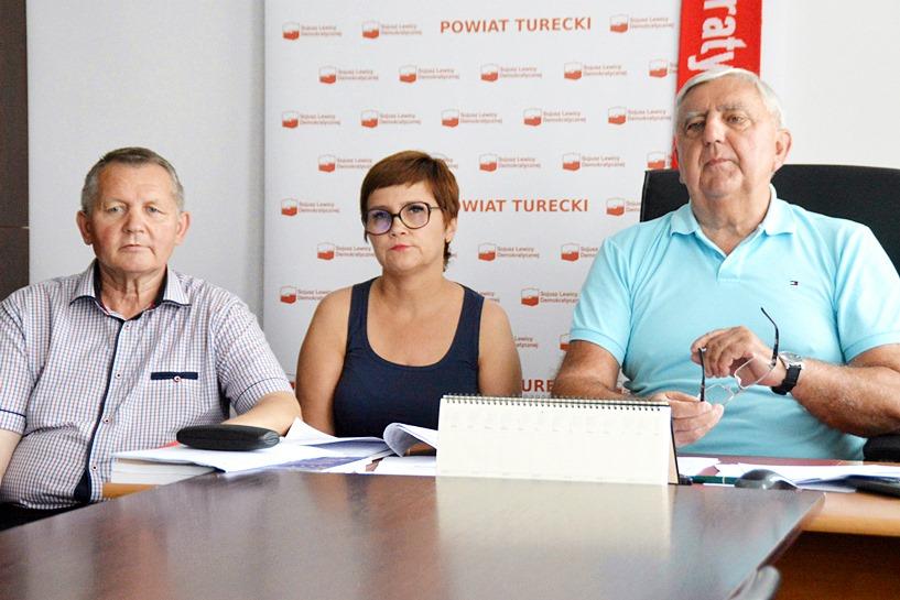 Marczewski: PiS demoluje i hańbi. Seńko i Antosik powinni zerwać koalicje z partią Bartosika