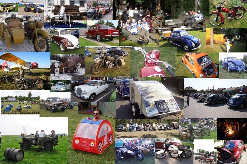 Pojedź w I Rajdzie Pojazdów Zabytkowych i wygraj nagrody. Zaprasza Automobil Klub Turek  - foto: Automobil Klub Turek