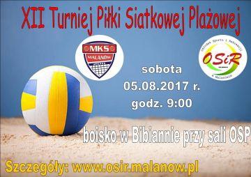 Bibianna: Zagraj w Turnieju Piłki Siatkowej Plażowej