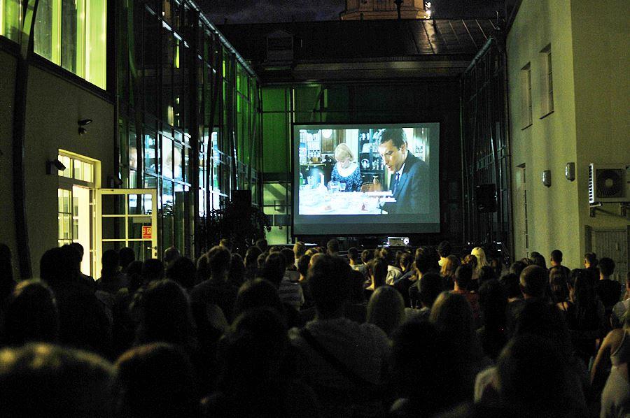 Amerykańskie kino na nocnym maratonie fimowym