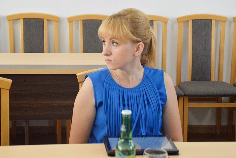 Gm. Turek: Obradowali 8 minut. Do Kalinowej i Cisewa trafią potrzebne pieniądze - Na sesji nie zabrakło radnej Kalinowej - Joanny Jasnowskiej.