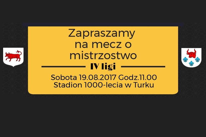 Tur 1921 Turek vs Pogoń Nowe Skalmierzyce