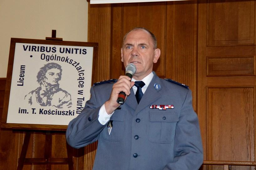 Grzegorz Gibaszek p.o. dyrektora szpitala powiatowego - foto: A. Wszędybył