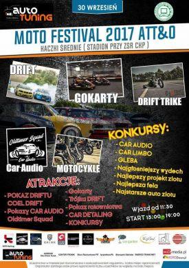 Moto Festival ATT&O w Kaczkach Średnich