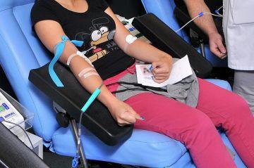 Oddaj krew w technikum