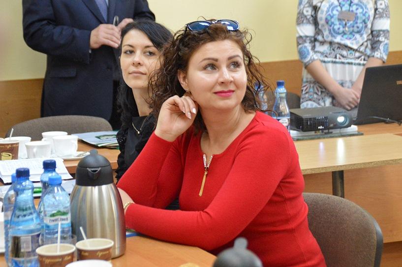 Kawęczyn: Goście z Ukrainy poznali zalety funduszu sołeckiego i aktywności społeczeństwa