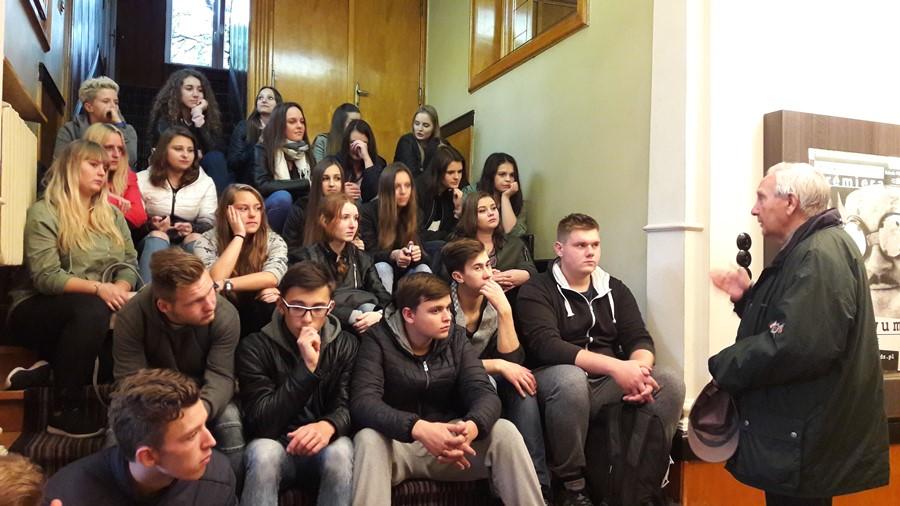 Uczniowie z ZSR ruszają na podbój łódzkiej