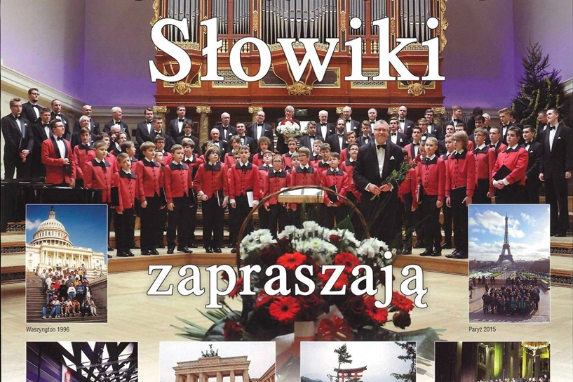 Koncert Poznańskich Słowików już w niedzielę
