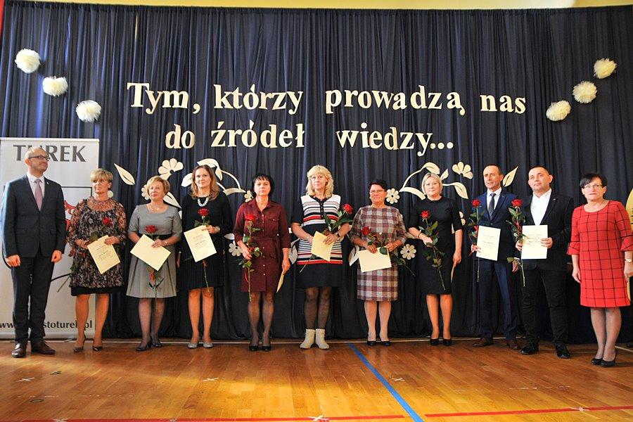 DEN: Turkowscy nauczyciele świętowali w murach Czwórki - foto: M. Derucki