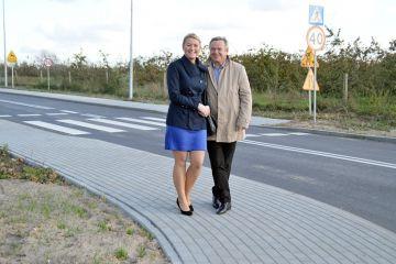 Piętno: Przebudowali drogę powiatową za 2,7 mln...