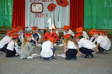 Dzień Edukacji Narodowej i Ślubowanie klas 1 SP...