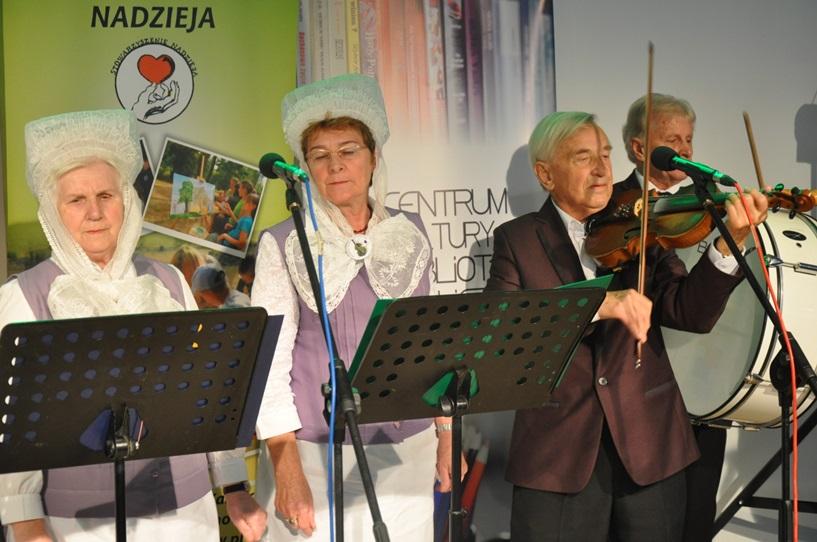 Malanów: Na folkową nutę - foto: CKiBP w Malanowie