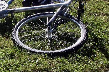 Ugory: Potrącił rowerzystę ciężarówką
