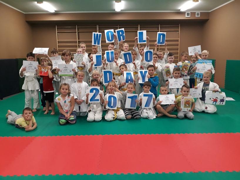 Tuliszków: Światowy Dzień Judo