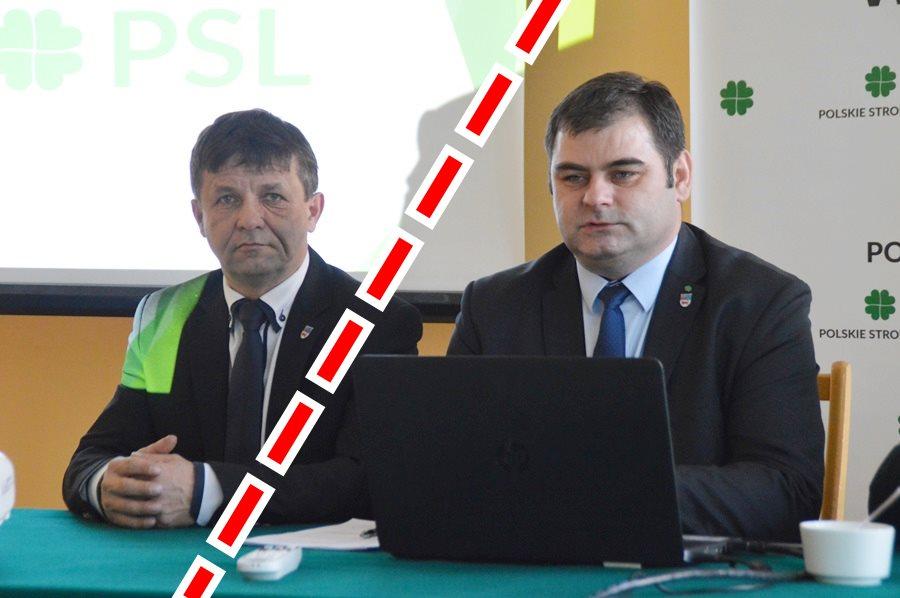 Pęknięcie w PSL. Przygoński rezygnuje z członkostwa w Zarządzie Powiatu - foto: A. Wszędybył
