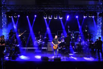Wideo: Sebastian Riedel i Big Band Miasta Turek