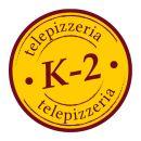 Menu restauracji Telepizzeria K2
