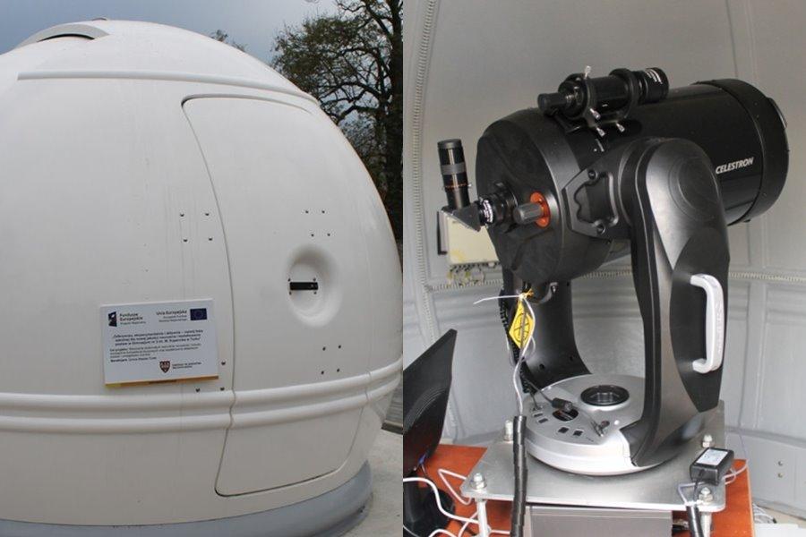 Turkowskie obserwatorium astronomiczne otwarte dla młodych badaczy