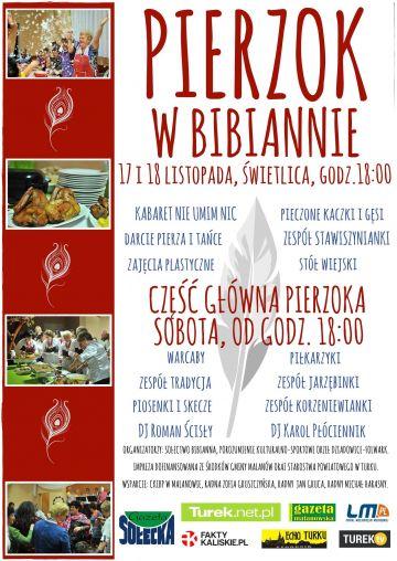 Darcie pierza w Bibiannie już w ten weekend!