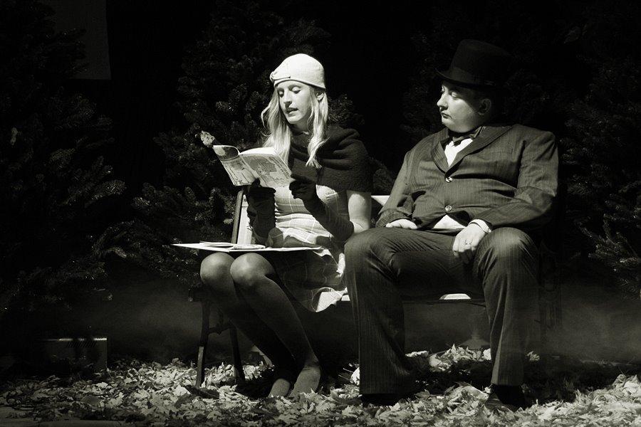 Poezja w duchu współpracy - foto: M. Derucki