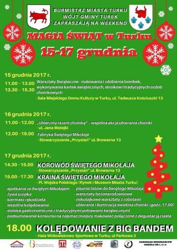 Magia Świąt powraca do Turku!