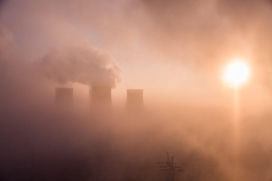 Wspomnienie dymiących kominów - foto: A. Kwiatkowski
