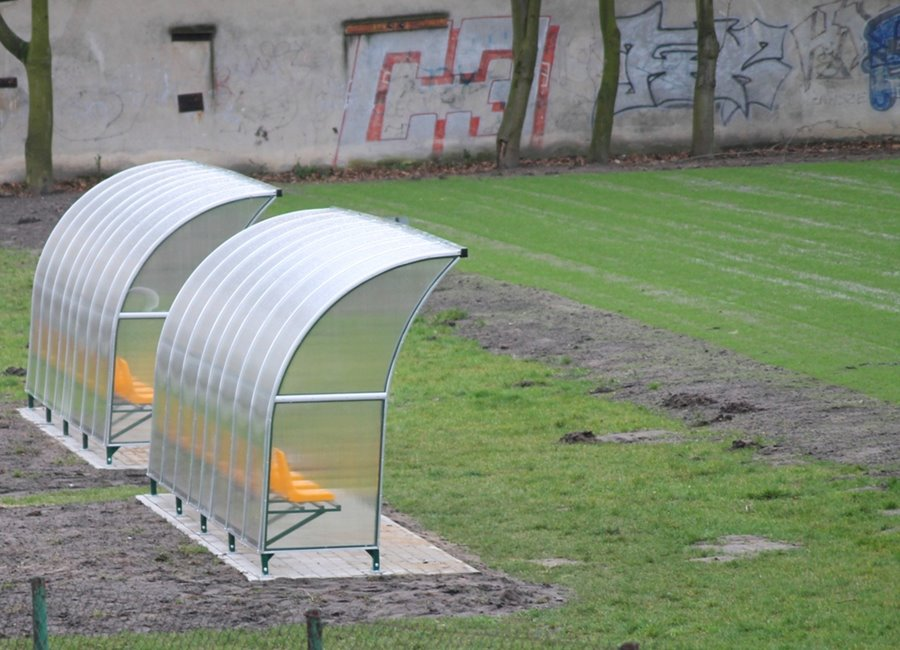 Nowe boiska na Stadionie 1000-lecia
