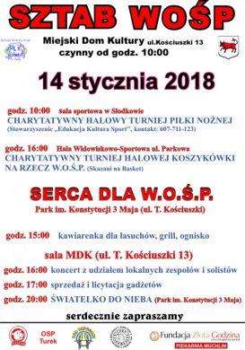 26. Finał WOŚP w Turku